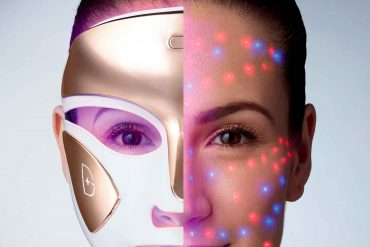 SpectraLite FaceWare Pro Anti-aging Mask
