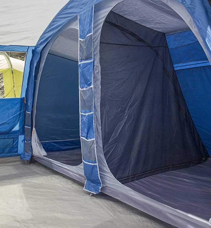 how to deflate a vango airbeam tent