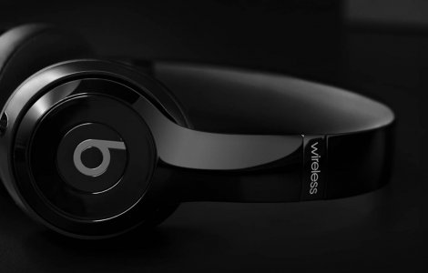 Beats Solo3 Headphone Banner