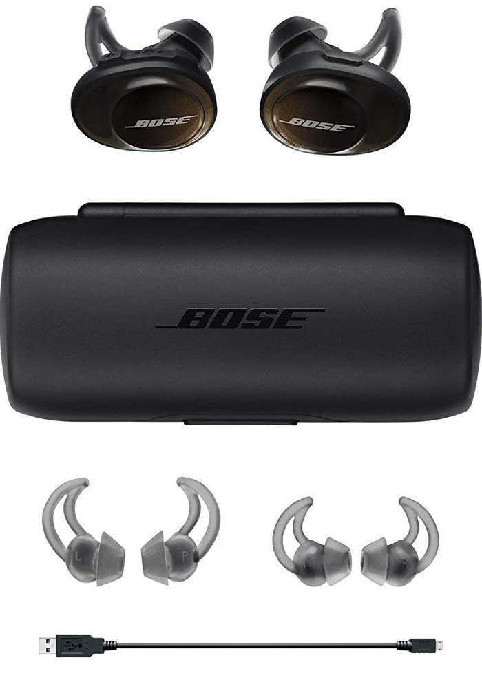 Inside Box Bose SoundSport