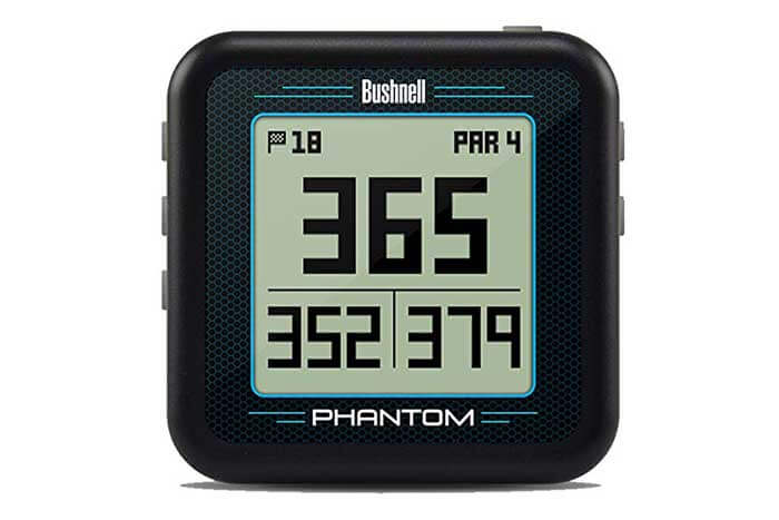 Bushnell Phantom Golf GPS black