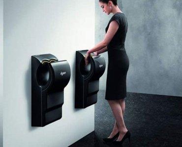 Dyson Airbalde Hand Dryer Black