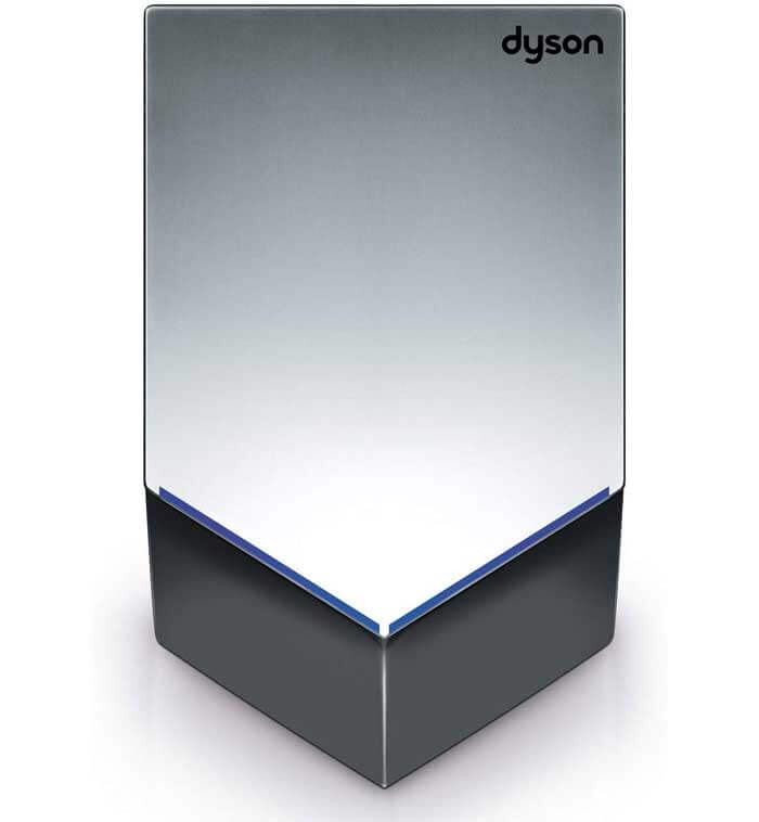 Dyson Airblade Wall Image