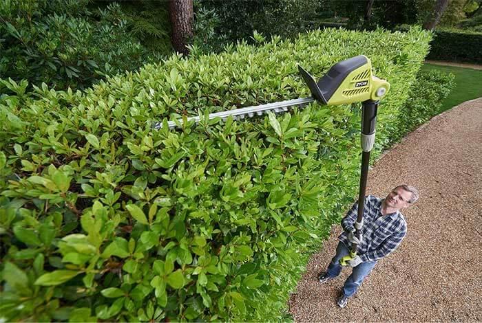 Ryobi ONE+ 18V hedge
